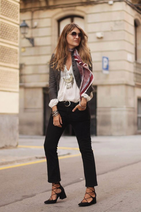 style lovely working look2