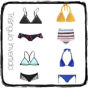 triangulo invertido del blog a mi armario el bikini perfecto
