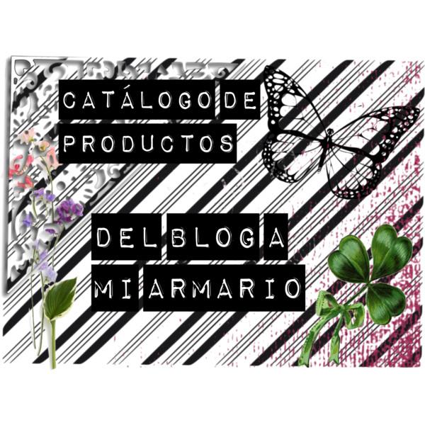 Catálogo de Productos DBaMA1